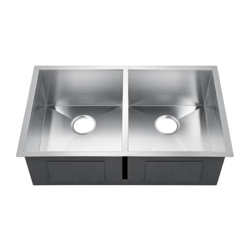 Lana Double Bowl Stainless Kitchen Sink