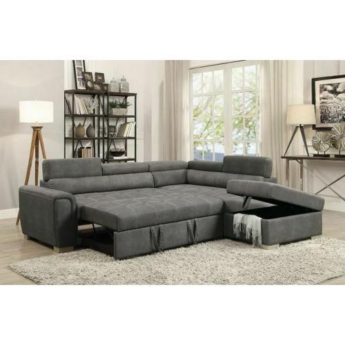 Acme Furniture Inc - Thelma Sectional Sofa