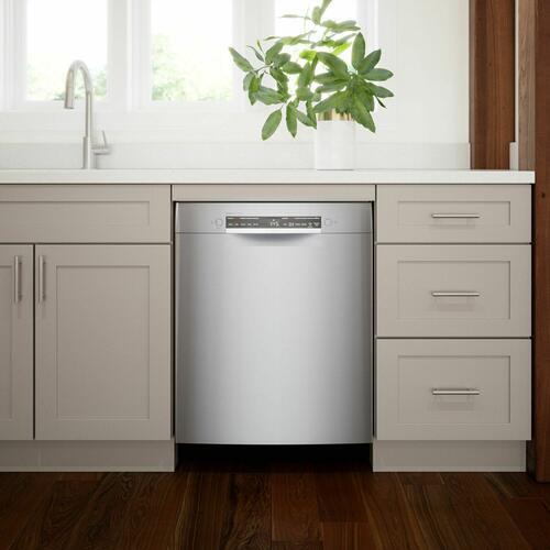 Gallery - 300 Series Dishwasher 24'' stainless steel SGE53B55UC