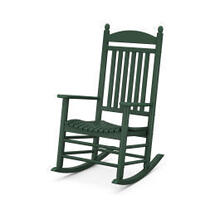 View Product - Jefferson Rocking Chair in Green