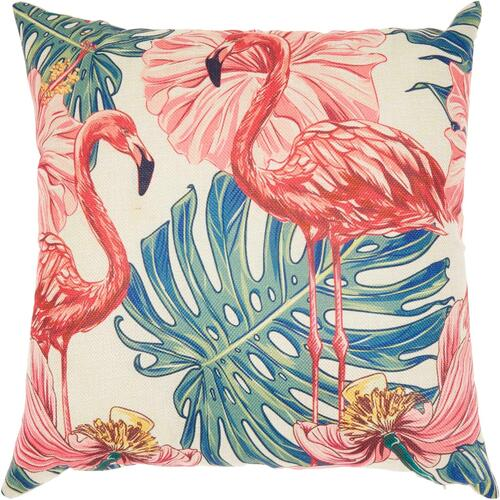 """Trendy, Hip, New-age L9012 Multicolor 18"""" X 18"""" Throw Pillow"""