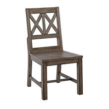 See Details - Foundry Wood Side Chair