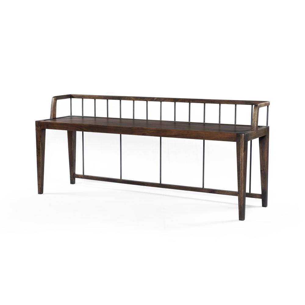 Howard Bench-pecan