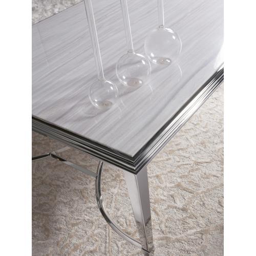 Ss Sangiovese Rectangular Cocktail Table