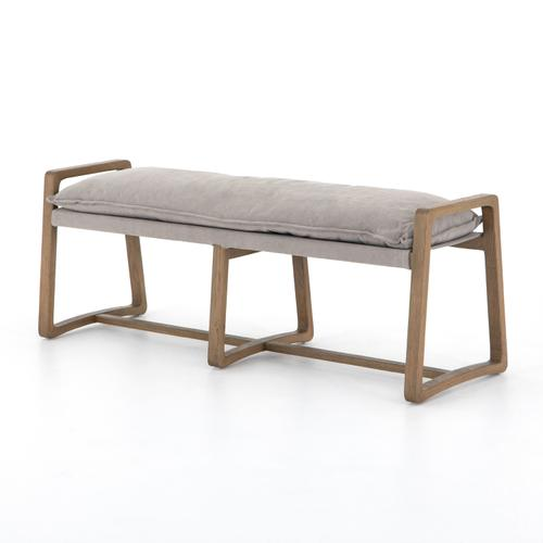 Robson Pewter Cover Ace Bench