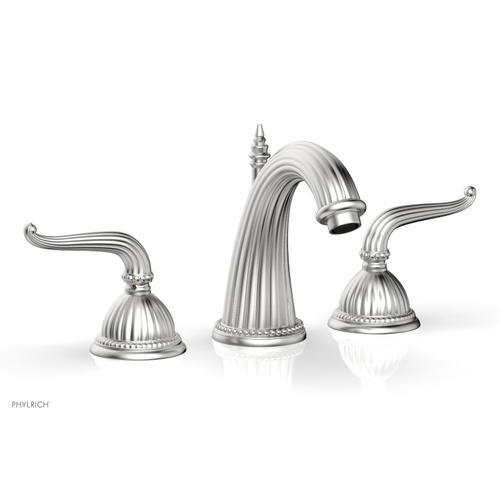 GEORGIAN & BARCELONA Widespread Faucet High Spout K360 - Satin Chrome
