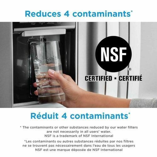 KitchenAid Canada - Ice & Water Refrigerator Filter 8.
