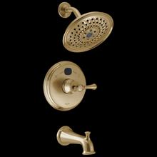Champagne Bronze Traditional 14 Series Temp 2 O ® Tub & Shower Trim