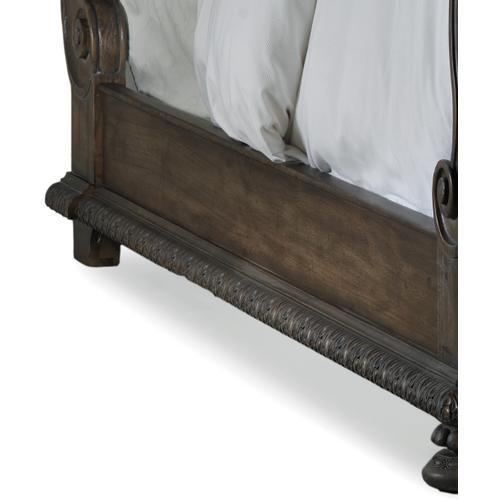 Hooker Furniture - Rhapsody California King Tufted Rails