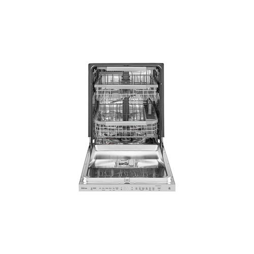 Smudge Resistant Top Control Dishwasher With Quadwash®, Wifi Connectivity and 3rd Rack