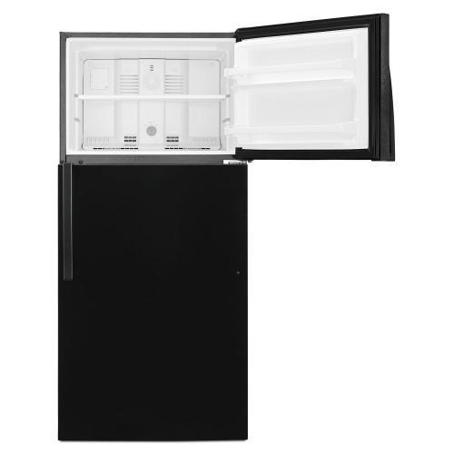 "Whirlpool 28"" Wide Top-Freezer Refrigerator with Freezer Temperature Control"