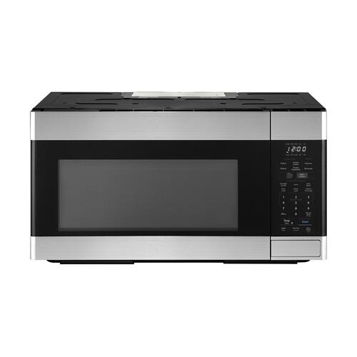 Sharp - 1.6 cu. ft. 1000W Over-the-Range Microwave Oven