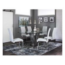 Veneto 7pc LT.GRAY Dining