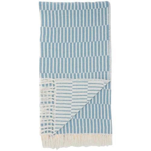 """Throw Blankets Sh354 Ocean 50"""" X 60"""""""