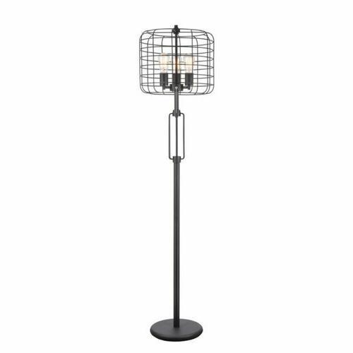 ACME Manus Floor Lamp - 40236 - Black