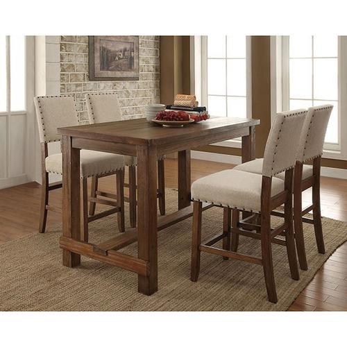 Sania Counter Ht. Chair (2/Box)