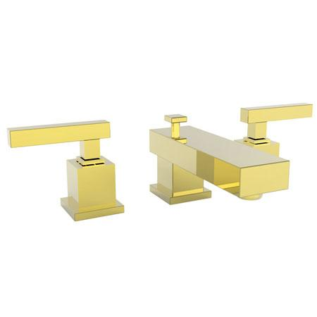 Newport Brass - Polished Gold - PVD Widespread Lavatory Faucet