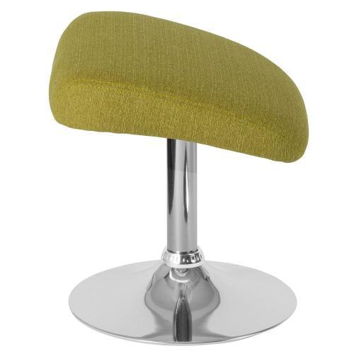 Alamont Furniture - Green Fabric Ottoman