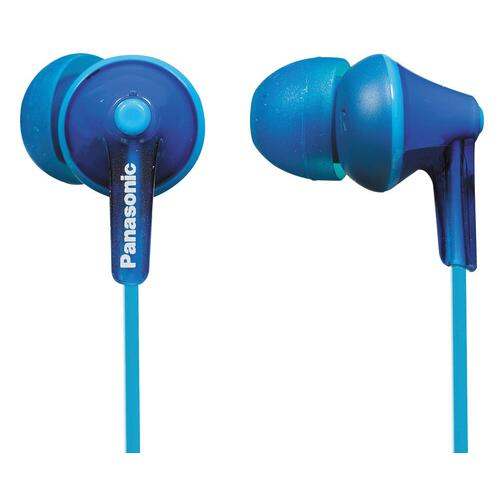 ErgoFit In-Ear Earbud Headphones - Blue - RP-HJE125-A