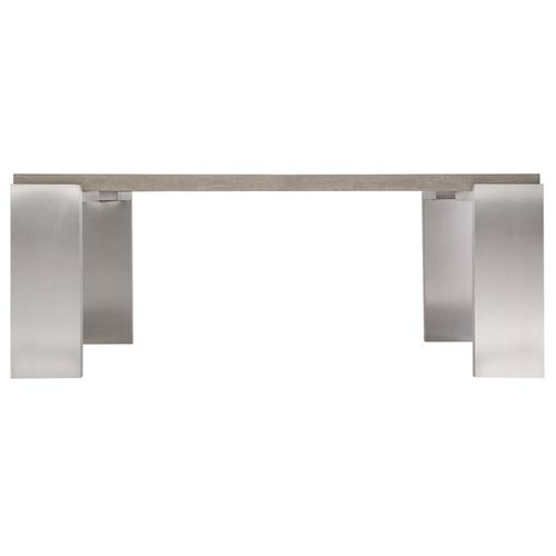 Bernhardt - Foundations Dining Table in Light Shale (306)