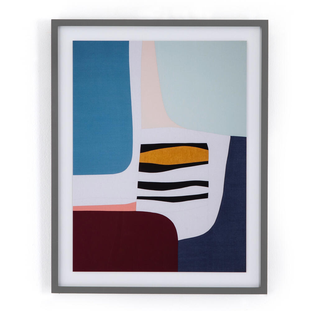 Hidden Gems By Meike Leger Framed Paper
