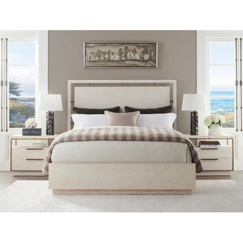 Post Ranch Panel Bed California King