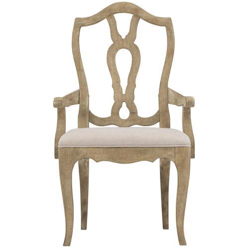 Villa Toscana Arm Chair in Criollo (302)