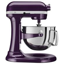 Pro 600 Series 6 Quart Bowl-Lift Stand Mixer Plumberry