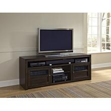 "74"" Console - Walnut Brown Finish"