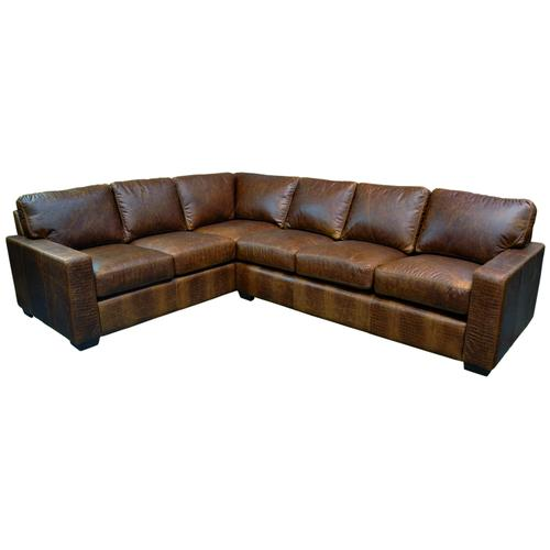 City Craft Sectional