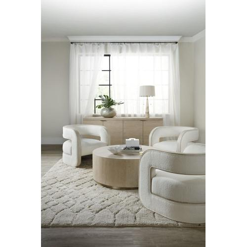 Living Room Cascade Accent Chair