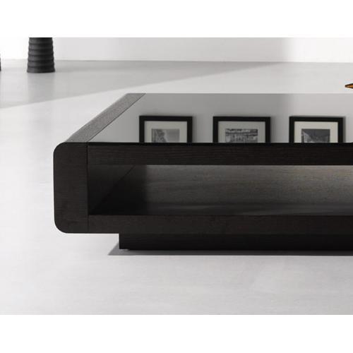 VIG Furniture - Modrest Lignite - Modern Black Oak Coffee Table