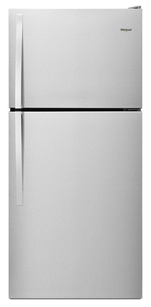 Whirlpool30-Inch Wide Top Freezer Refrigerator - 18 Cu. Ft.
