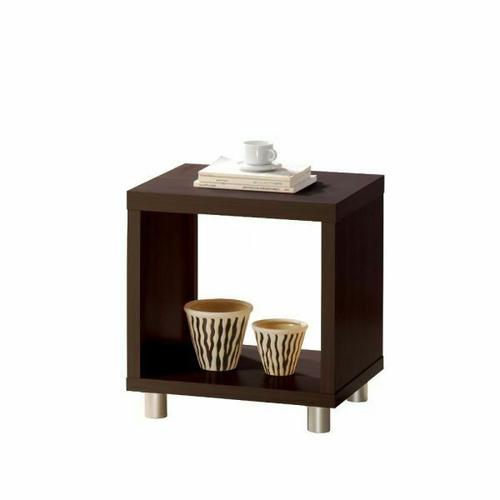 ACME Redland End Table - 06611 - Espresso