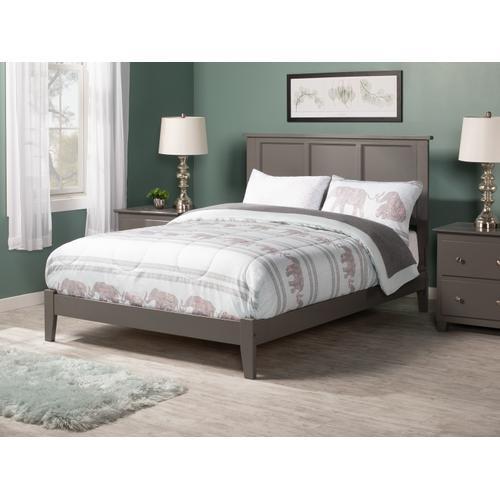 Madison Full Bed in Atlantic Grey