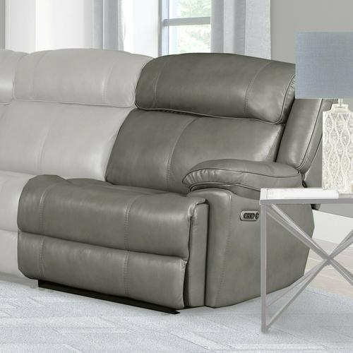 ECLIPSE - FLORENCE HERON Power Right Arm Facing Recliner
