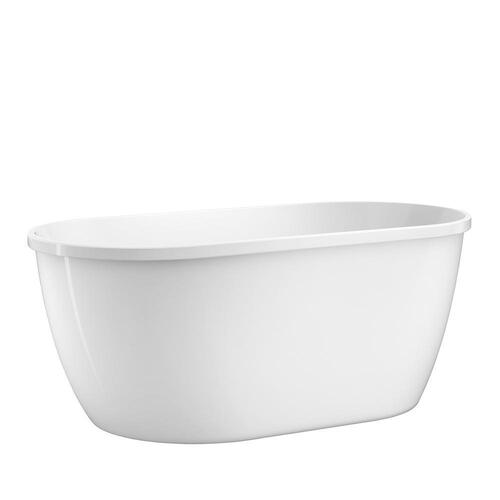 "Phillipe 55"" Acrylic Tub"