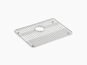 """Stainless Steel Stainless Steel Sink Rack, 19-1/2"""" X 14"""" for Iron/tones Kitchen Sinks Product Image"""