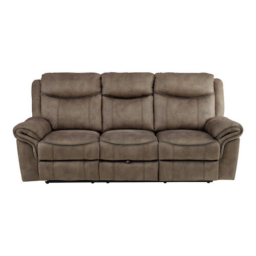 Aram Motion Sofa and Love Seat