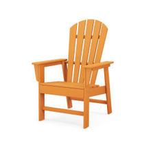 View Product - South Beach Casual Chair in Tangerine