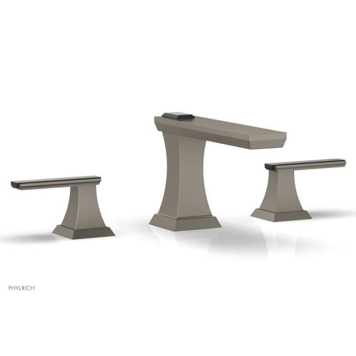WAVELAND Widespread Faucet - Pewter