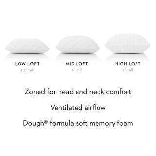 See Details - Zoned Dough® Queen High Loft Firm - Queenhigh Loft Firm