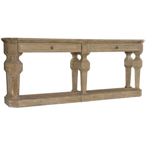 Villa Toscana Console Table in Criollo (302)