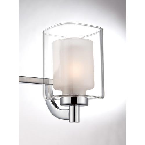 Quoizel - Kolt Bath Light in Polished Chrome