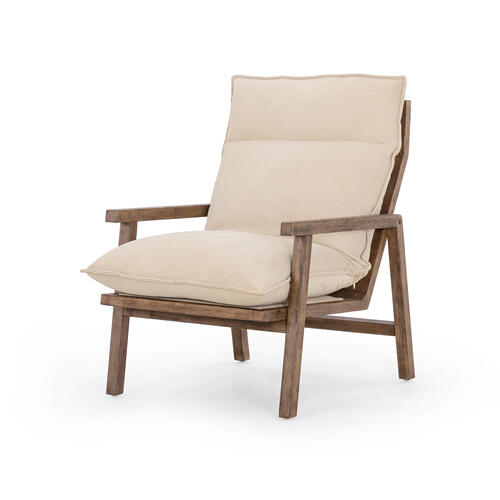 Nubuck Sand Cover Orion Chair