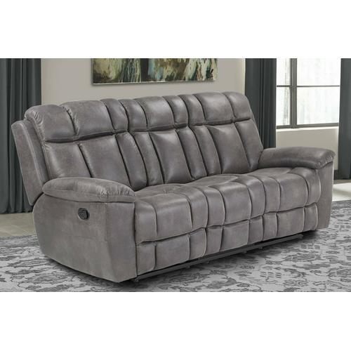 GOLIATH ARIZONA GREY Manual Sofa