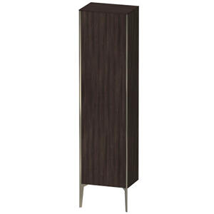 Tall Cabinet Floorstanding, Chestnut Dark (decor)