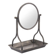See Details - Table Mirror Black
