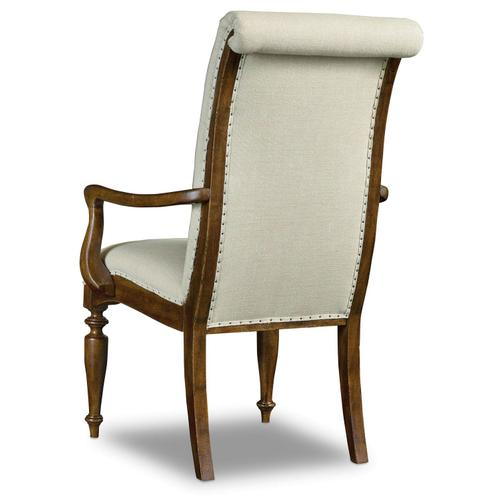 Dining Room Archivist Upholstered Arm Chair - 2 per carton/price ea