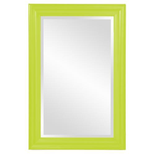 Howard Elliott - George Mirror - Glossy Green